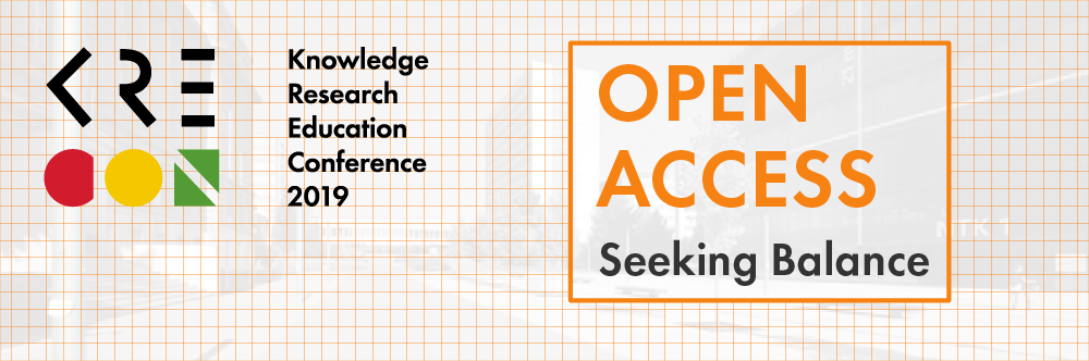KRECon 2019: Open Access - Seeking balance